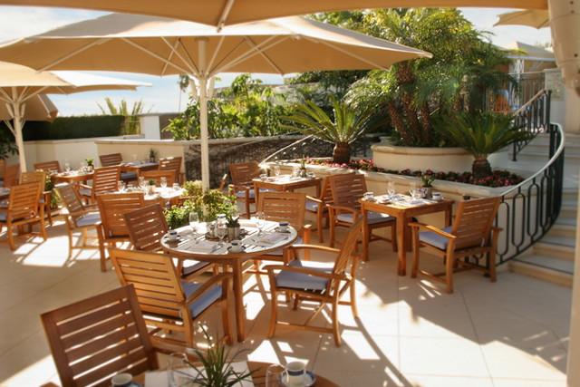 The Peninsula Beverly Hills Tea Room