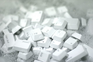 Keyboard Cleaning Day | by Patrick Ng