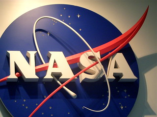 3D NASA Logo | by JD Hancock