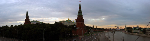 2008 08 04 - 7380-7384b - Moscow - Kremlin over the Moskva River | by thisisbossi