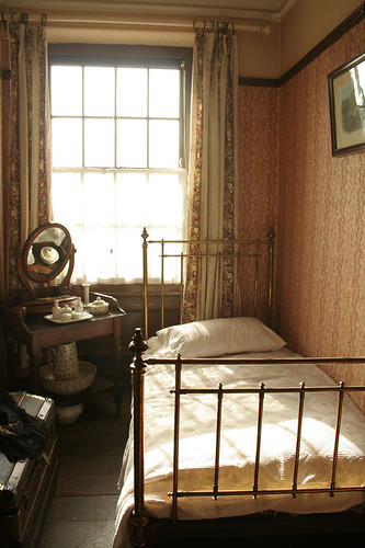 A Fusty Old Edwardian Bedroom At Beamish Kathy Flickr