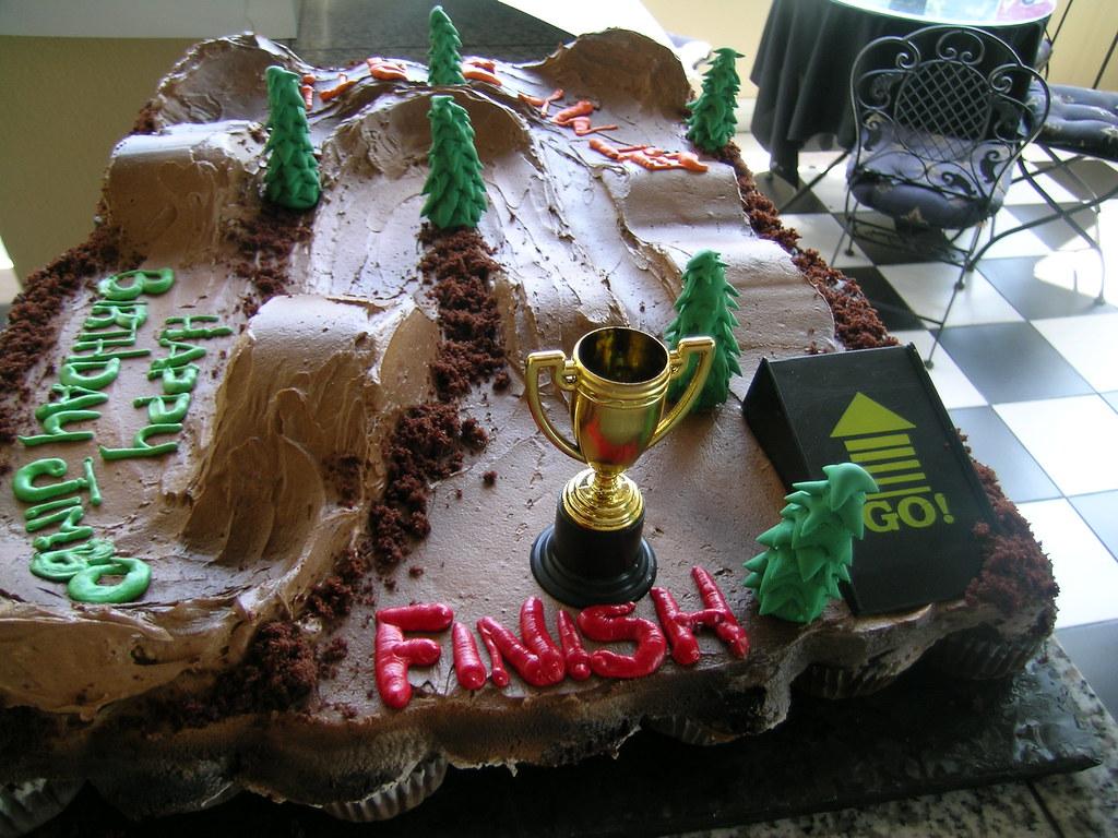 Bmx Cake Ideas
