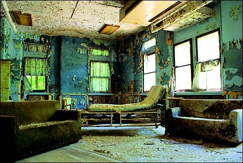 Pennhurst State Hospital, Mayflower Hall | I pulled up a ...
