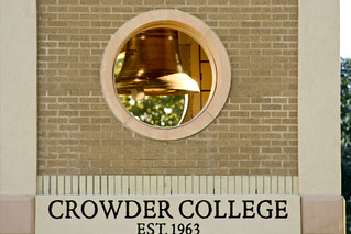 Bell in the bell tower | by Crowder College Photo Project