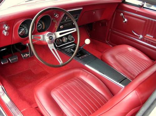 1967 Chevrolet Camaro Interior More Classic Camaros