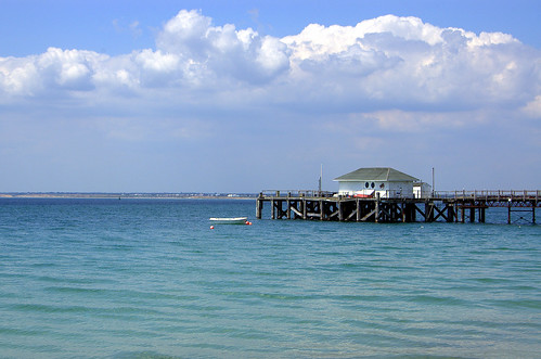 Pier at Totland Bay | by Shelley & Dave
