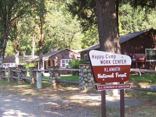 Happy Camp California  Flickr