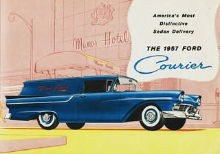 1957 Ford Courier Sedan Delivery | by aldenjewell