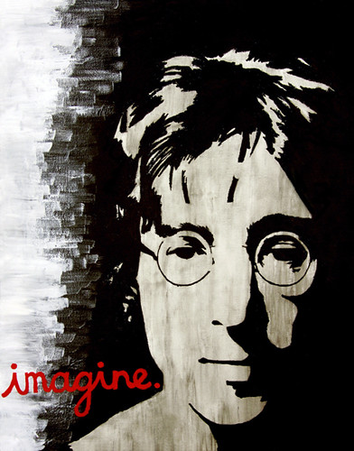 JayHergertDesign John Lennon Imagine