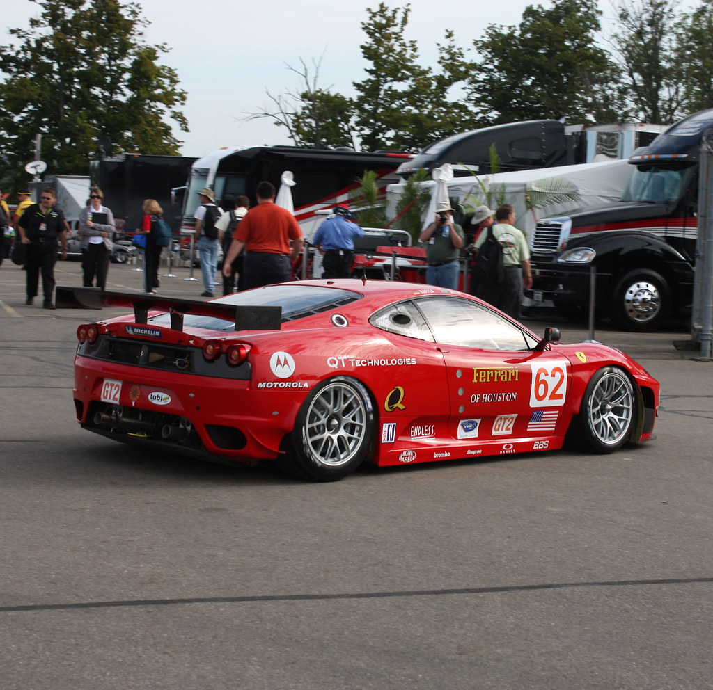 62 Risi Competizione Ferrari 430 Gt