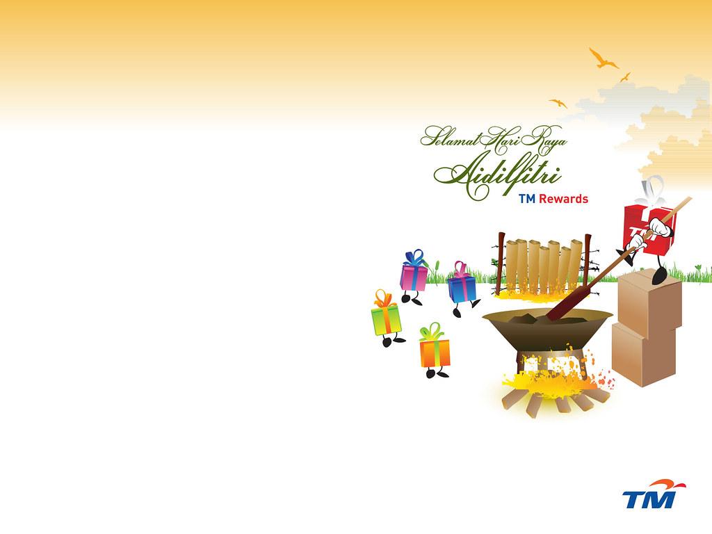 Hari Raya Wallpaper 3 1 Click on the All Sizes locate