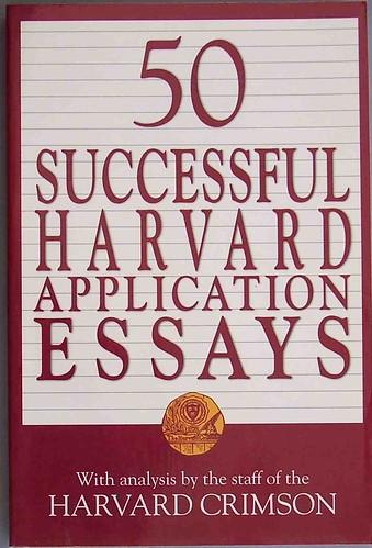 ssat application essays for harvard