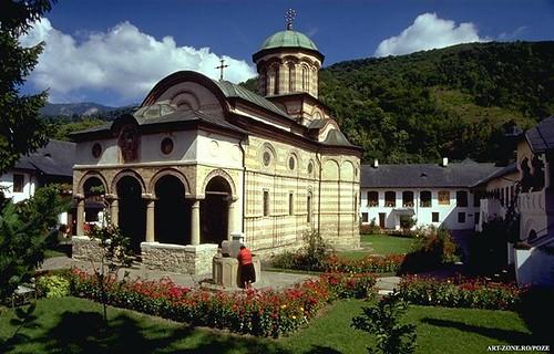 Mănăstirea Cozia, Căciulata