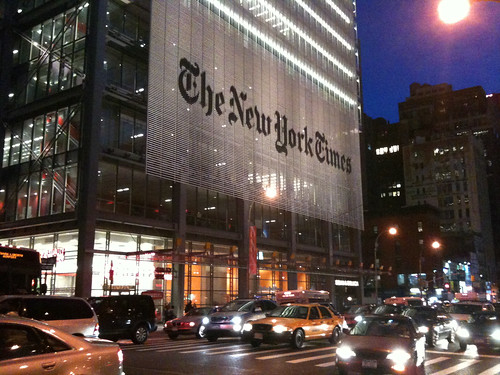 The New York Times Building | by Frank Gruber