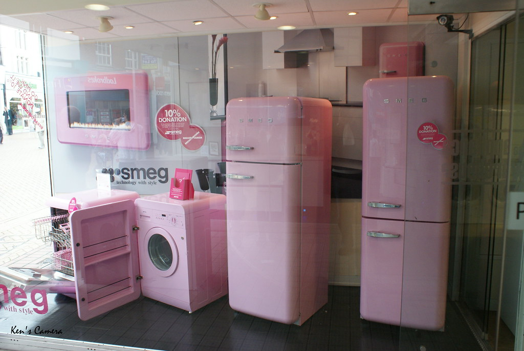 ... Pink SMEG For The Cure (Explored) | By Pyogenes Gruffer