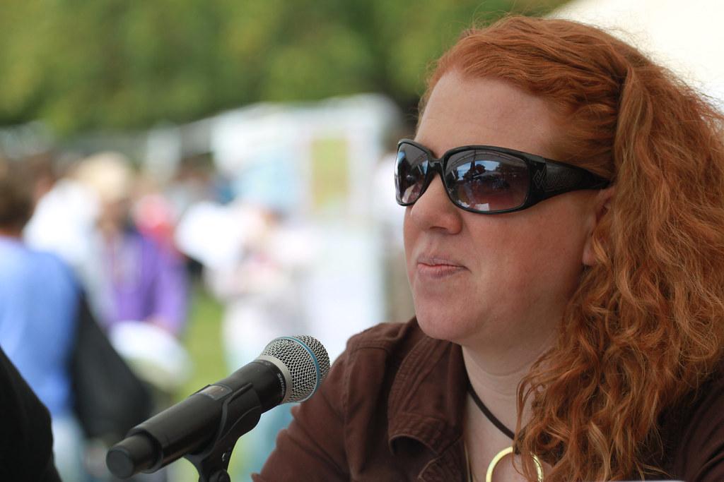 ... Press Democrat Reporter Heather Irwin | by kjwines - 4030616664_46f413a584_b
