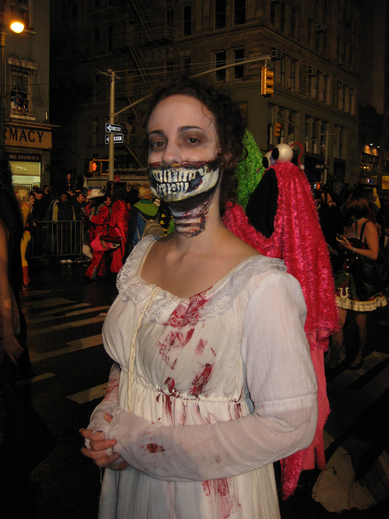 the best homemade halloween costume ever. pride and prejud… | flickr