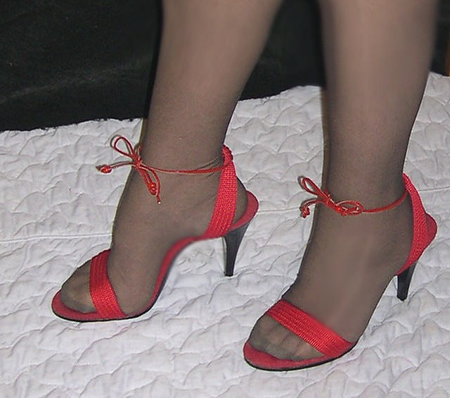 free high pic heel Bondage