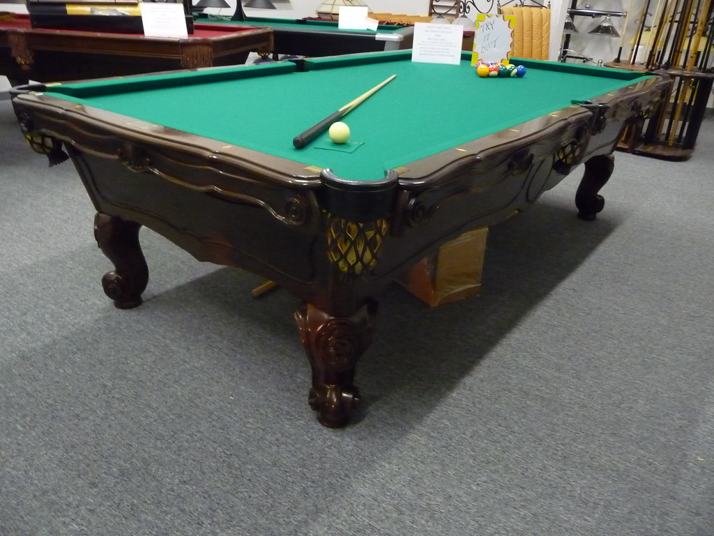 9' Brunswick Orleans Pool Table - $3995 | SOLD ...