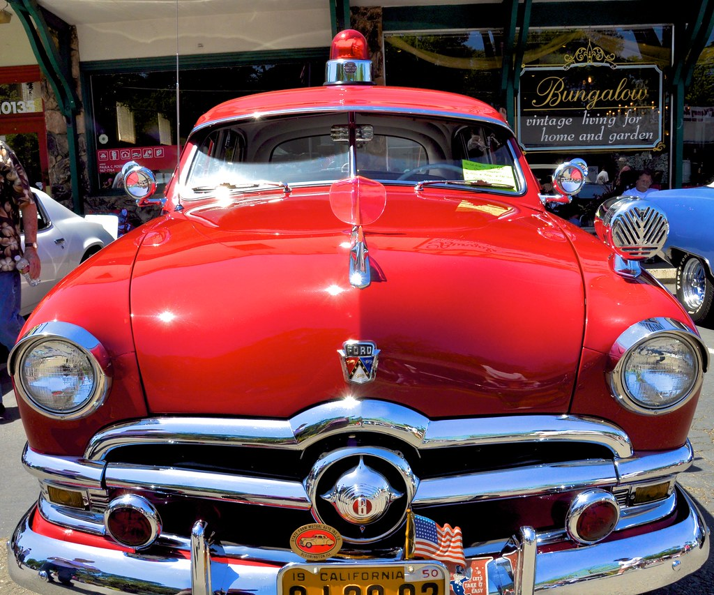 fire chief 39 s car 1950 ford fire chief 39 s car fair oaks sp flickr. Black Bedroom Furniture Sets. Home Design Ideas