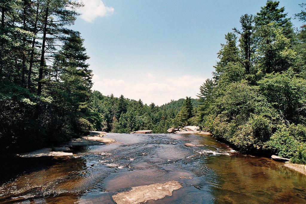 Cedar Falls >> High Falls | High Falls DuPont State Forest Cedar Mountain, … | Flickr