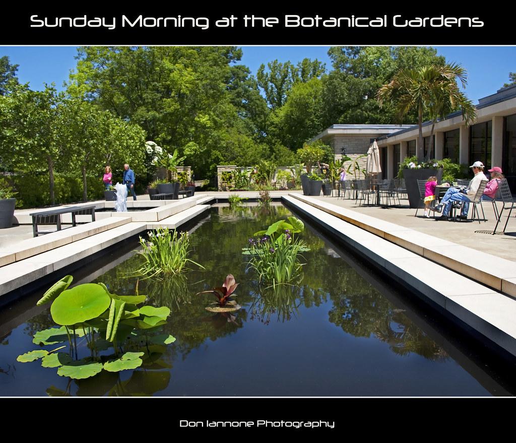 Cleveland botanical garden patio explore 6 1 09 front pa flickr for Cleveland botanical gardens parking