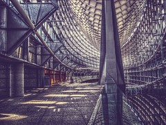 [HDR][CHDK]Tokyo International Forum | by galactic.supermarket