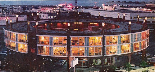 Villa Roma Motor Hotel San Francisco 1963 Promoted As