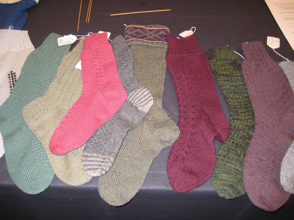 Knitting Vintage Socks : Models from knitting vintage socks these are some of the