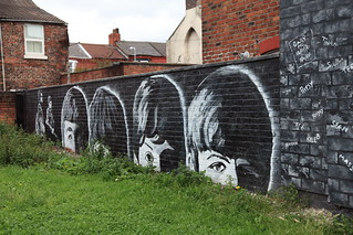 Beatles Mural in Seaforth | by Pete Mainey