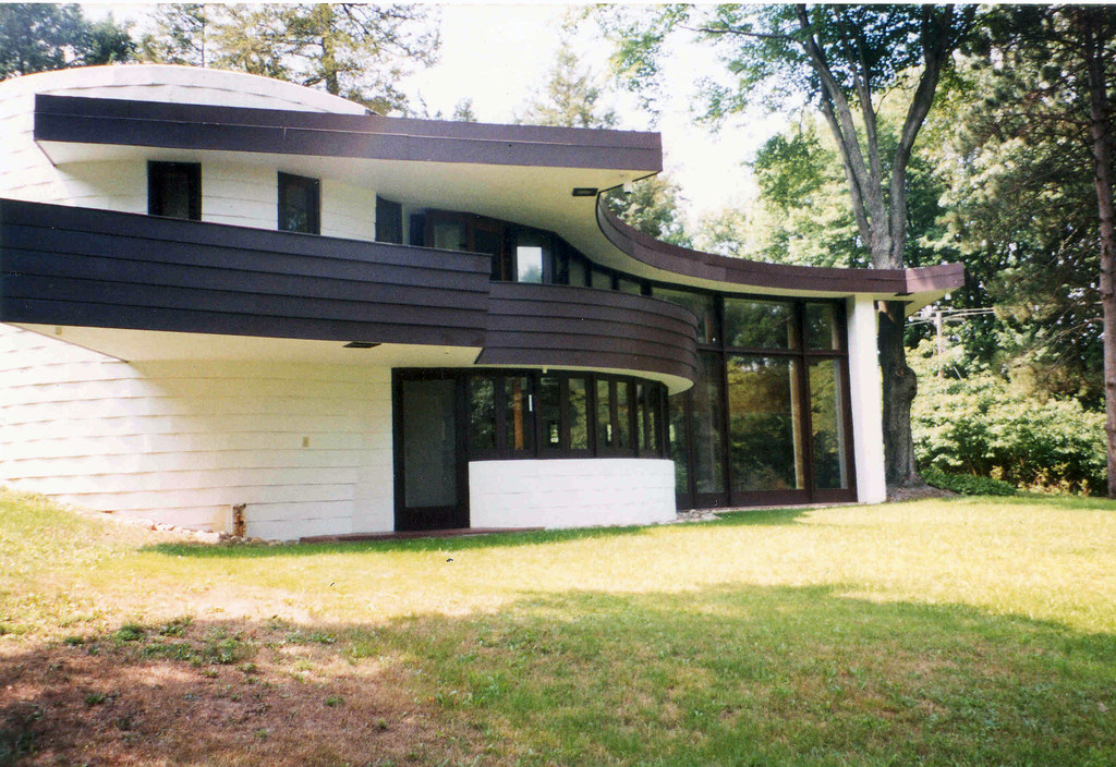 Curtis And Lillian Meyer House 1951 Frank Lloyd Wright