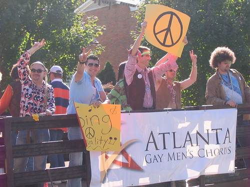 Atlanta Pride Festival parade | by Jason Riedy
