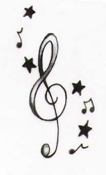 music notes and stars bobbytatt flickr