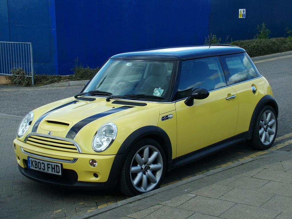 New Mini Cooper Sports Car