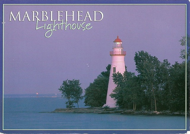 Marblehead Lighthouse Ohio This Lighthouse Is Over
