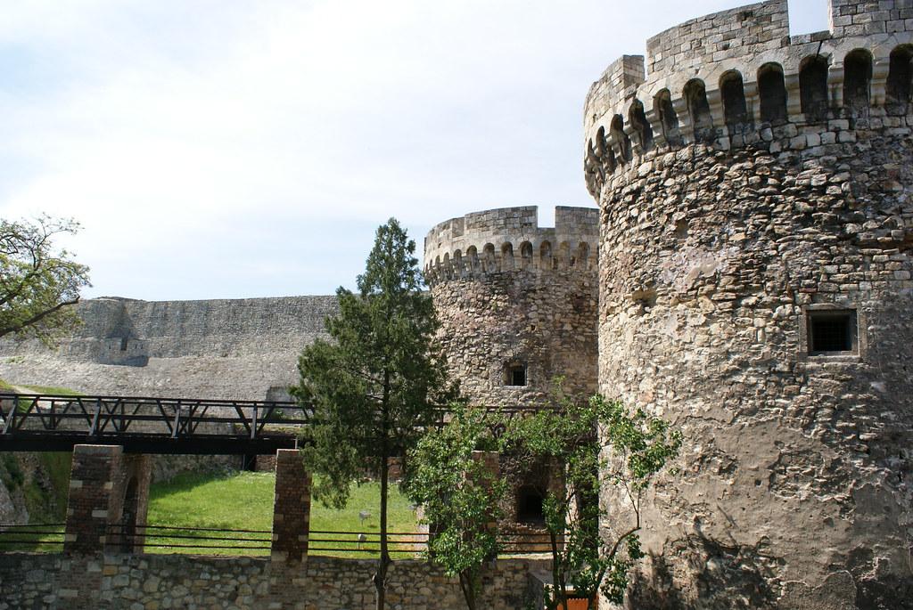 Belgrade Fortress - Real Historical Piece In The Urban Belgrade