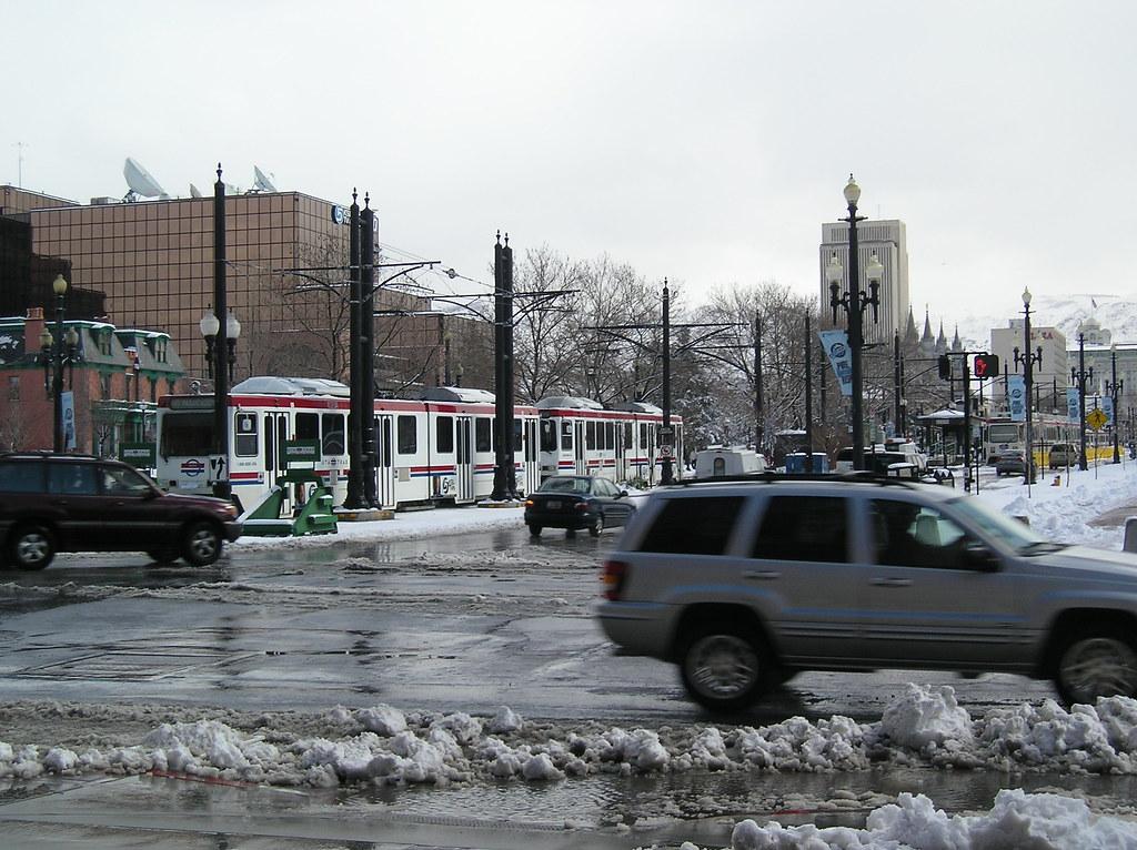 Traffic Report Utah Salt Lake City