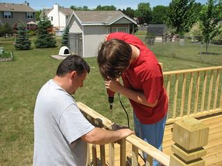 Building a Rail