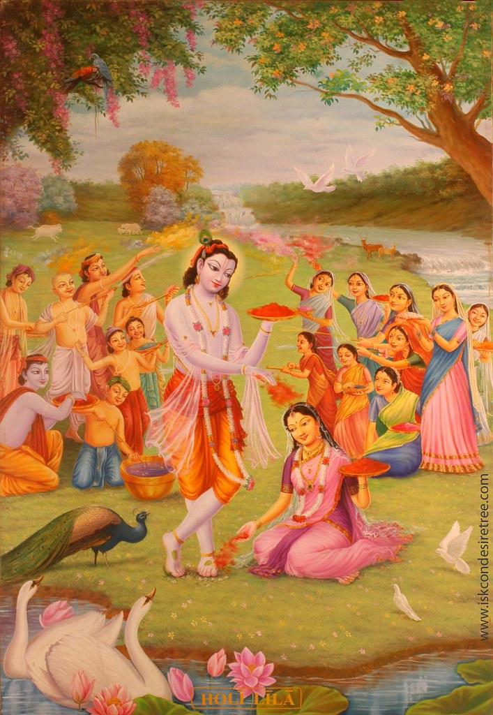 Holi Painting Images