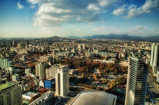Towering Above Seoul | by Stuck in Customs