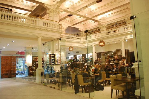 Lindt Cafe Collins Street
