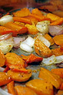 roasted vegetables | by Madison Bistro