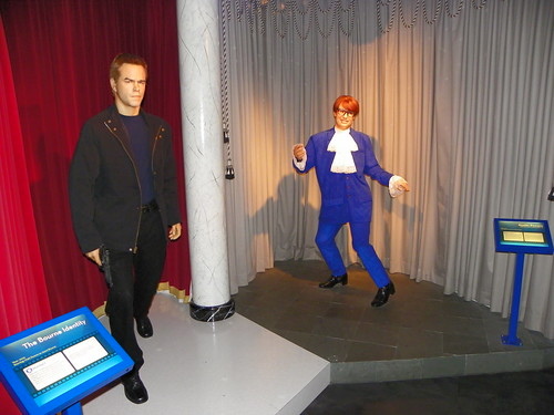 Hollywood Wax Museum - Branson, Missouri | by Adventurer Dustin Holmes