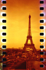 Eiffel Tower (Redscale) | by xpunklovex