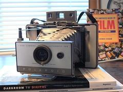 polaroid land camera automatic 103   land camera polaroid