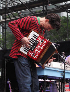 TMBG John Linnell | by the doodlers