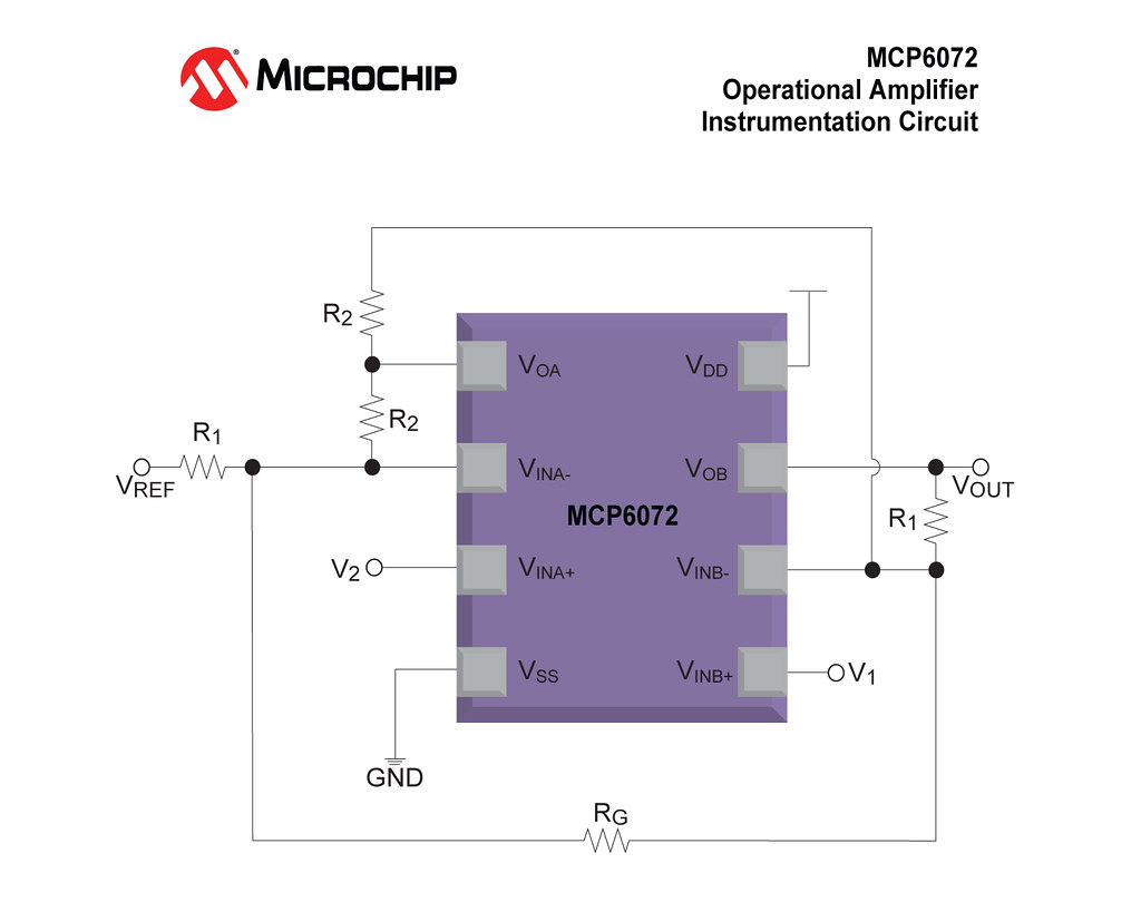 Mcp6072 Op Amp Block Diagram Microchip Technologys Mcp605 Flickr By Technology