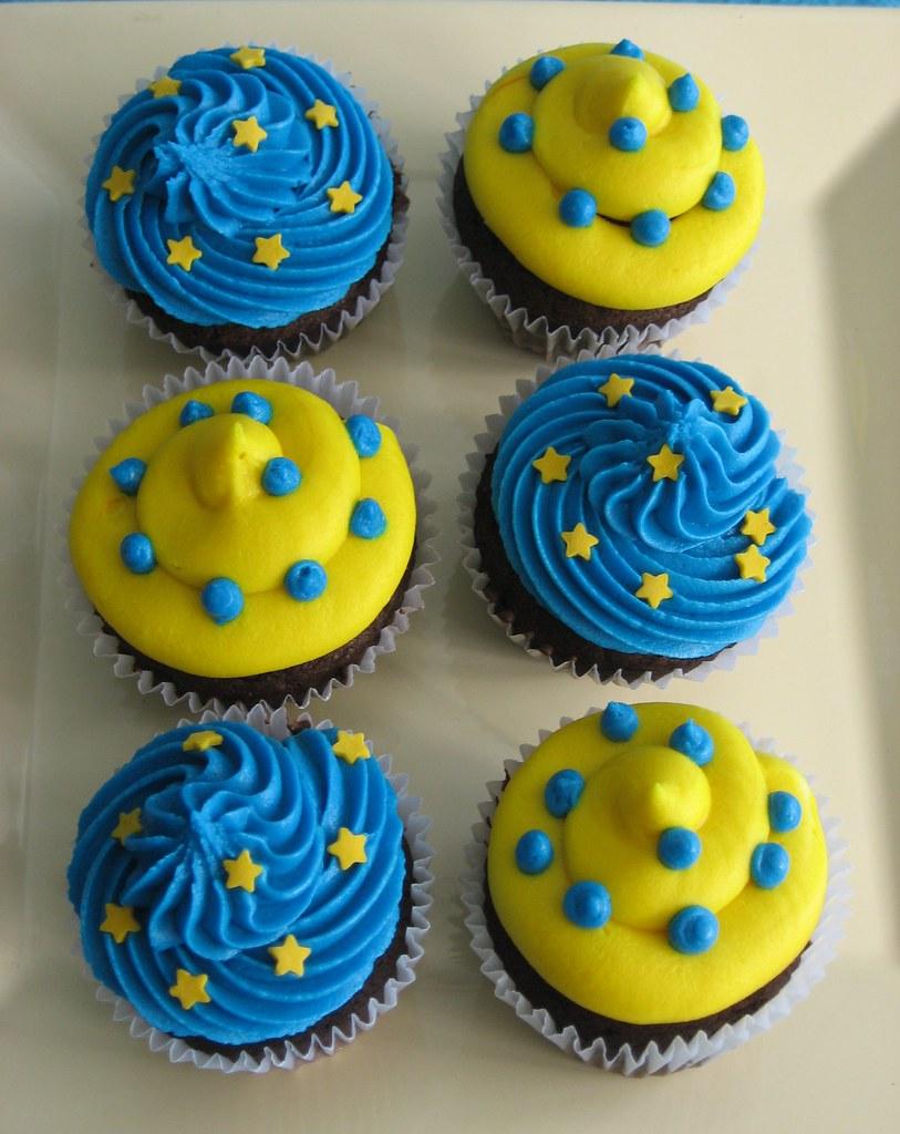 cupcakes amarillo