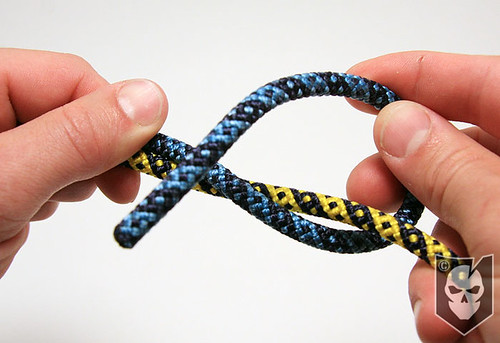 Double Fisherman's Knot 03 | by ITS Tactical