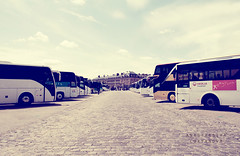 Versailles. Tourist buses are modern horse carriages? | by Anastassiya Bergem